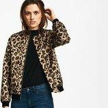 стильная женская куртка бомбер от Esmara. Модная коллекция от Hedi Klum Хайди Клум