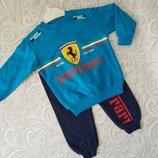 Городской костюм Ferrari, 1,5-5 лет