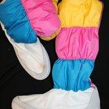 42-43 разм. Зима. Сапоги - дутики Adidas Длина по внутренней стельке- 27,5 см., ширина подошвы - 9,5