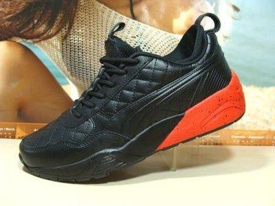 Мужские кроссовки Puma Ronnie Fieg Ronnie RF698 черные-красн 41р-46р