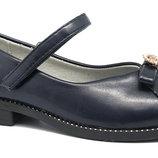 Детские туфли бренда Kellaifeng Bessky для девочек рр. с 26 по 31