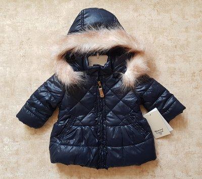 Куртка пальто демисезонное для девочки 68см 6мес Mayoral Испания