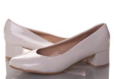 3a0777929 Женские нарядные белые туфли на устойчивом каблуке большого размера 41 42 43