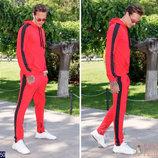Мужской спортивный костюм 3 цвета 1146ас