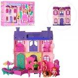 Детский игрушечный домик Metr 8037сд