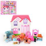 Детский игрушечный домик Toys 8033сд