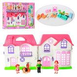 Детский игрушечный домик Tongde 367207 R/8032сд