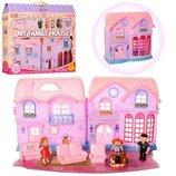 Детский игрушечный домик 80612сд