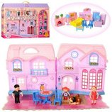 Детский игрушечный домик 80611сд