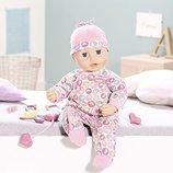 Интерактивная кукла Zapf Baby Annabell Доктор 43 см с аксессуарами 701294