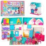 Детский игрушечный домик 1205сд