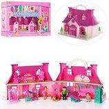 Детский игрушечный домик Toys 8039сд