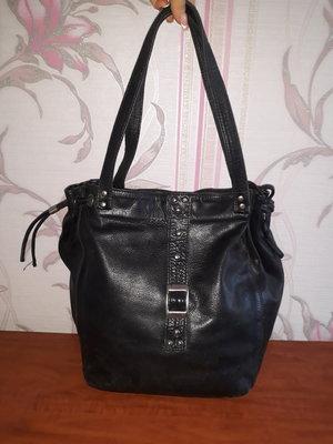 4bf991acd3c9 Черная кожаная сумка Lemme. Made in Italy: 150 грн - сумки средних ...
