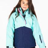 Куртка зимняя непромокаемая, термо девочке от 98 до 164. Подростковая, мембранная, лыжная