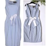 Платье Paul Smith Black label Лондон голубое в полоску eur 40 S/XS оригинал эксклюзив