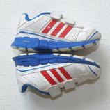 Детские кож. кроссовки Adidas Оригинал р.23