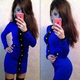 Теплые платья миди , футляр,силуэтное , супер качество