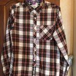 Стильная рубашка в клетку Cedarwood State, р-р S