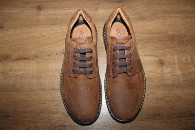 Качественные мужские ботинки Ecco, оригинал