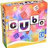 Asmodee Cubo, настольная игра в кости