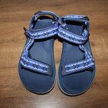Треккинговые босоножки сандалии TEVA Terra FI 4 Men, оригинал