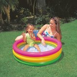 бассейн радужный 86х25 см