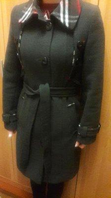 Шикарнейшее кашемировое пальто, шерсть 70%, р.44, almatti цена снижена