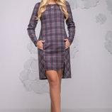 Оригинальное стильное платье 1022