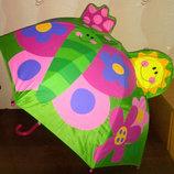 Детский зонтик, от 2 лет - 3 вида