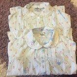 Брендовая школьная рубашка для девочки