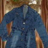 Стильные кардиганы ,коттон под джинсу-шикарный цвет ,размеры м ,л,хл ,2 л