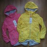 Курточки демисезон для девочек Венгрия