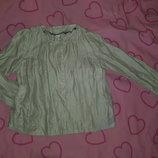 Жакет, пиджак 7-9 лет Zara серый 128-135 см
