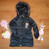 Класснючая Курточка-Пальтишко с Любимой Минни