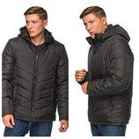 Мужская зимняя куртка с капюшоном 46-54 р.
