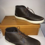 Ботинки мужские, демисезонные, кожаные, ROBERT WAYNE