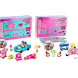 Куклы LOL Игровой набор LOL c мебелью и машинкой LM 2562