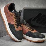 Мужские Кроссовки Nike LF1, коричневые 41, 45р.
