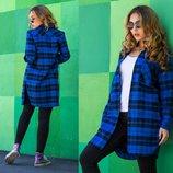 Платье-Рубашка Ткань турецкий коттон, мягкий и приятный к телу материал Размеры 42-44,44-46