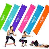 Резинка для фитнеса Zelart,Резинка-сопротивление Более 680 отзывов
