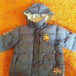 Курточка куртка зимняя очень тёплая