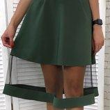 Юбка креп-костюмка скл.1 арт. 45161