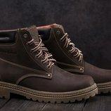 Мужские зимние ботинки Accord 3 цвета