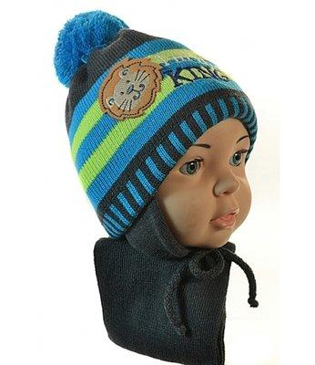 Дитячі зимові комплекти для хлопчика Тигрик  175 грн - шапки 394f73faafa7b