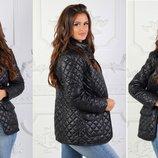 Женские демисезонные куртки плащевка стеганая короткая женская короткая куртка женская верхняя