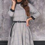 Платье креп-костюмка, креп-трикотаж скл.1 арт. 45188