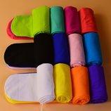 Цветные колготки на девочку 110-130 см
