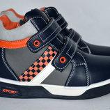 Демисезонные ботинки для мальчиков Kellaifeng KLF