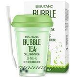 Код M473 Увлажняющая ночная маска с экстрактом зеленого чая и гиалуроновой кислотой