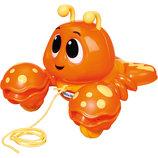 шикарная игрушка-каталка Веселый Лобстер Little Tikes Англия оригинал